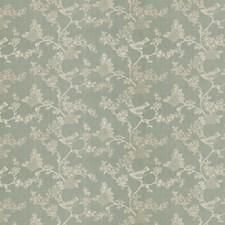 Lagoon Embroidery Decorator Fabric by Fabricut