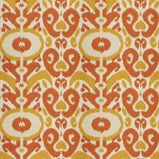 Tangerine Global Decorator Fabric by Fabricut