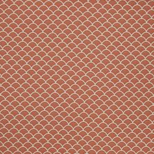 Poppy Flamestitch Decorator Fabric by Fabricut