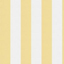 Lemon Stripes Decorator Fabric by Fabricut