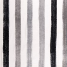 Graphite Stripes Decorator Fabric by Fabricut