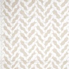 White Animal Decorator Fabric by Fabricut