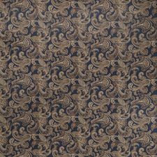 Midnight Paisley Decorator Fabric by Fabricut