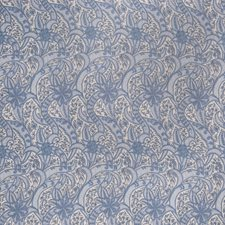 Chambray Leaves Decorator Fabric by Fabricut