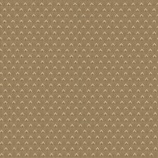 Taupe Small Scale Woven Decorator Fabric by Vervain