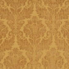 Goldleaf Damask Decorator Fabric by Vervain