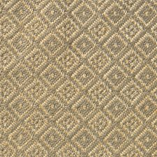 Mushroom Small Scale Woven Decorator Fabric by Vervain