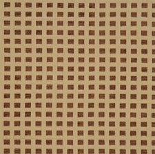 Mink Geometric Decorator Fabric by Vervain