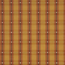 Cinnamon Small Scale Woven Decorator Fabric by Vervain