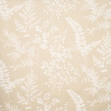 Mushroom Leaves Decorator Fabric by Vervain