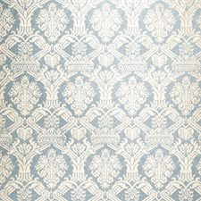 Blue Decorator Fabric by Vervain