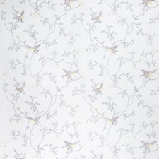 Lemon Animal Decorator Fabric by Stroheim