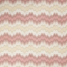 Cherry Blossom Flamestitch Decorator Fabric by Stroheim