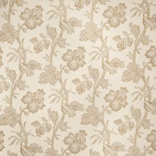 Cashew Floral Decorator Fabric by Stroheim