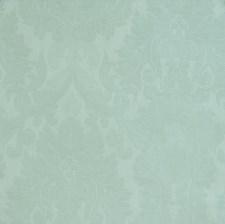 Aqua Damask Decorator Fabric by Trend