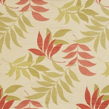 Blossom Leaves Decorator Fabric by Trend