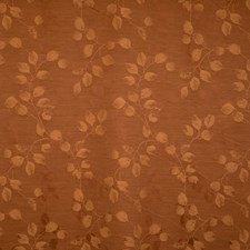 Terra Cotta Asian Decorator Fabric by Trend