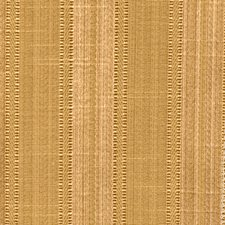 Caramel Stripes Decorator Fabric by Trend