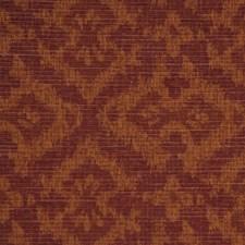 Brandywine Or Aubergine Decorator Fabric by RM Coco