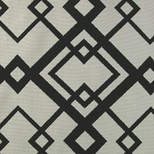 Black Diamond Decorator Fabric by B. Berger