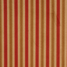 Glazed Red Decorator Fabric by RM Coco