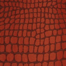 Red Pepperv Decorator Fabric by RM Coco