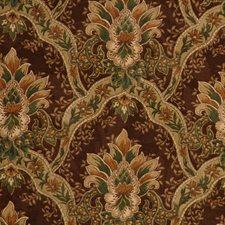 Nutmeg Decorator Fabric by RM Coco