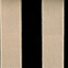 Black/creme Decorator Fabric by Duralee