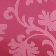 Fuchsia Floral Medium Decorator Fabric by Duralee