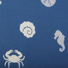 Blueberry Animal Decorator Fabric by Duralee
