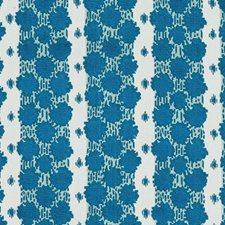Teal Epingle Decorator Fabric by Duralee