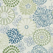 Aegean Floral Medium Decorator Fabric by Duralee