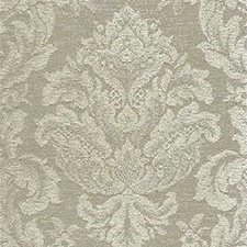 Beige Damask Decorator Fabric by Kravet