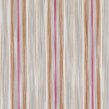 Coral Stripe Decorator Fabric by Duralee