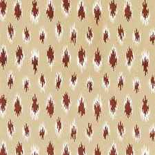 Cayenne Abstract Decorator Fabric by Duralee