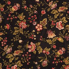 Noir Decorator Fabric by RM Coco
