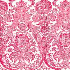 Raspberry Decorator Fabric by Scalamandre