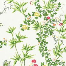 Spring Print Decorator Fabric by Scalamandre