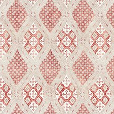 Coral Spice Decorator Fabric by Scalamandre