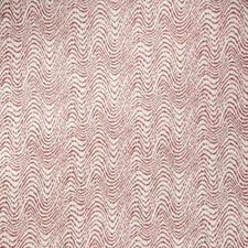 Currant Flamestitch Decorator Fabric by Fabricut