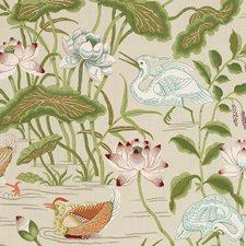 Parchment Decorator Fabric by Schumacher