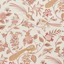 Rose/amp/Ochre Decorator Fabric by Schumacher