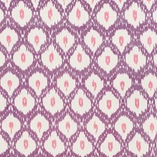 Purple Decorator Fabric by Schumacher