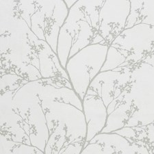 Light Grey Decorator Fabric by Schumacher