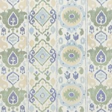 Green/Blue Decorator Fabric by Schumacher