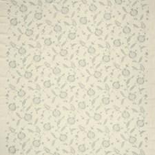 La Mer Embroidery Decorator Fabric by Fabricut