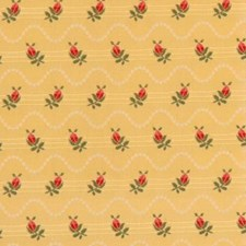 Yellow Decorator Fabric by Highland Court
