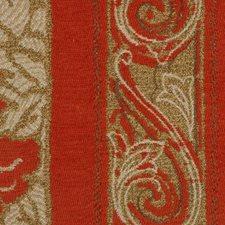 Orange Decorator Fabric by Highland Court