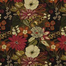 Chocolate Decorator Fabric by Robert Allen