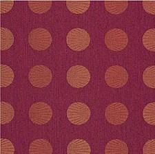 Burgundy/Red Matelasse Decorator Fabric by Kravet